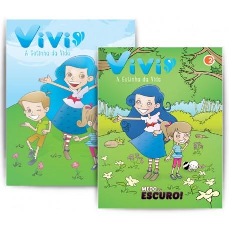 Kit Vivi - Leve as 2 e pague menos